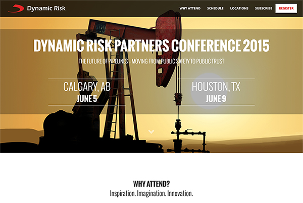 Dynamic Risk Conference