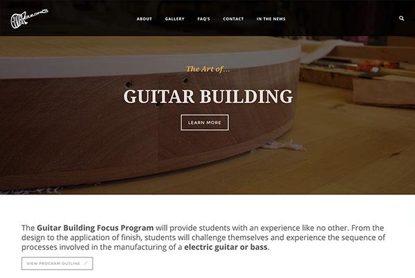 Guitar Building