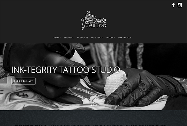 Ink-Tegrity Tattoo Studio